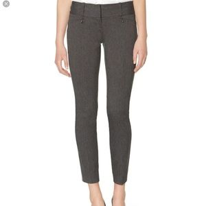 Limited exact stretch work pants ankle length